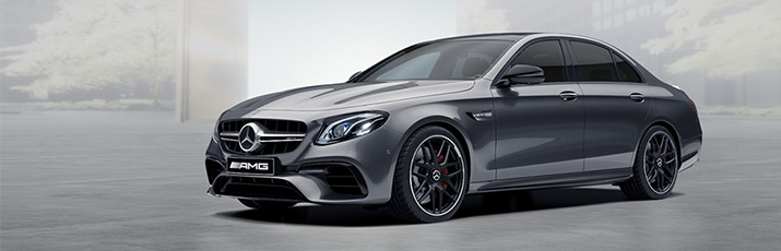 Mercedes-AMG E 63 4MATIC+ and E 63 S 4MATIC +
